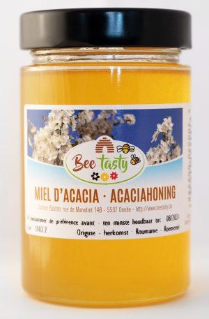 Miel d'acacia de Roumanie