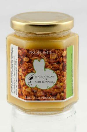 Miel à la propolis - propomiel