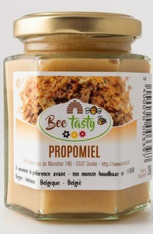 Honing met propolis