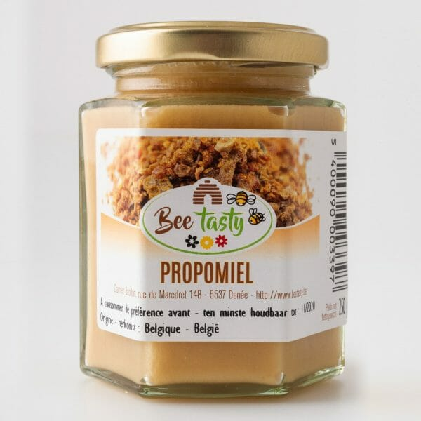 Miel à la propolis