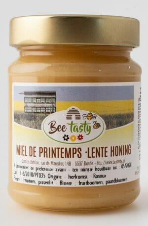 miel de printemps de Rosoux
