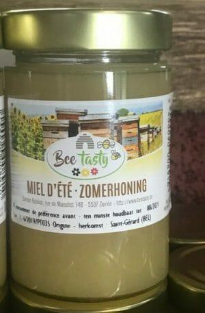 Vaste belgische honing uit St-Gérard