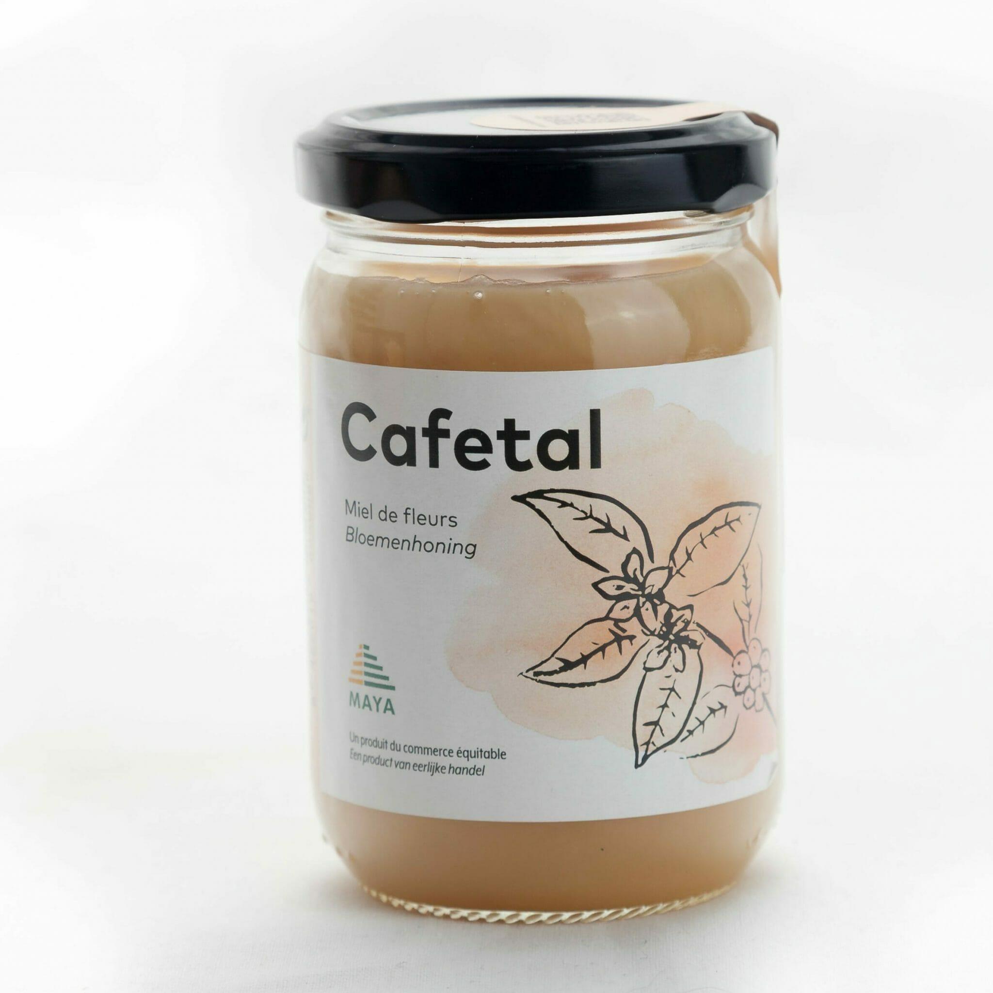 Miel cafétal du Mexique